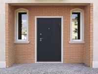 Выбор входной двери для загородного дома