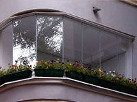 Особенности панорамного балкона