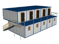 Модульные производственные здания